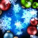 Snow Stars Live Wallpaper