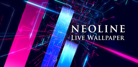 NEOLINE Live Wallpaper Free v1.0